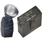 Quantum Instruments Qflash Model T2 Kit with Turbo Z Battery - Requires TTL Module or Sync Cord