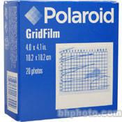Polaroid High Definition GridFilm - Twin 10 Exposure Packs