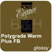 Forte Polygrade Warm Plus HW 11x14/50 Glossy