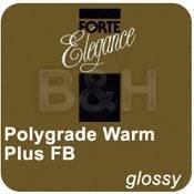 Forte Polygrade Warm Plus HW 11x14/50 Glossy