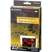Sony SVM-25LS Color Print Pack
