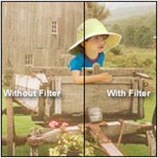 """Kodak 4 x 12"""" Carbon Neutral Density (ND) 0.1 Wratten 2 Gel Filter"""