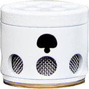 Audix CPSMICRO-O Threaded Omnidirectional Capsule for Micro Series (White)