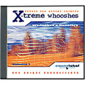 Sound Ideas X-treme Whooshes Production Elements and Sound Effects Library (Download)