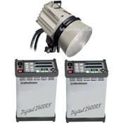 Elinchrom Digital Style Combo 4800RX/Twin x 4 Kit (120VAC)
