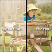 "Kodak 3 x 3"" Neutral Density (ND) 0.6 Wratten 2 Optical Gel Filter"