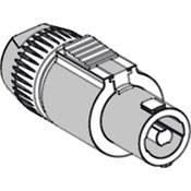 RCF AC NL4F 4X Neutrik Speakon Connector Kit (4 Pack)