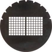 Rosco Standard Steel Gobo #78489B Warehouse Window (B = Size 86mm)