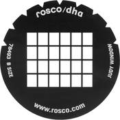 Rosco Standard Steel Gobo #78493B Judy Window (B = Size 86mm)
