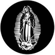 Rosco Standard Steel Gobo #78516B Lady of Guadalupe (B = Size 86mm)
