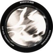 """Rosco Standard Black and White Glass Spectrum Gobo #81120 Shimmer (86mm = 3.4"""")"""