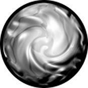 "Rosco Standard Black and White Glass Spectrum Gobo #81165 Undulation (86mm = 3.4"")"