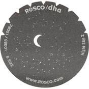 Rosco Nightsky Standard Steel Gobo 79001 Size (B)