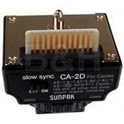 Sunpak Canon Dedicated Module (CA-2D) for Manual Focus Cameras - NOT for T90
