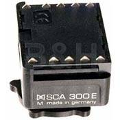 Mamiya SCA 300E Flash Adapter (for SCA 396 with Metz Shoe Mount Flashes)