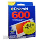 Polaroid 600 Instant Color Print Film