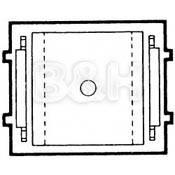 "Mamiya Focusing Screen Type ""A"" Standard Matte for RB67"