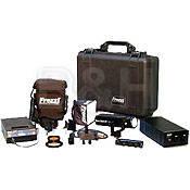 Frezzi MAK24-4X 24-watt AC/DC Mini-Sun Gun HMI Light Kit