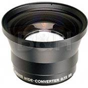 Canon WD 55 55mm 075x Wide Angle Converter Lens