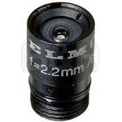 Elmo QT-282AS 1/4-CCD 2.2mm, f/2.8 Micro-Mount Lens