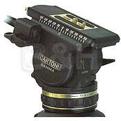 Cartoni G100 Gamma ENG Fluid Head (100mm Ball Base)