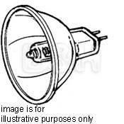Omega Quartz Lamp - 150 watts/21 volts
