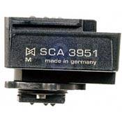 Mamiya SCA 3951 TTL Flash Adapter for Metz Flashes with the 645AF