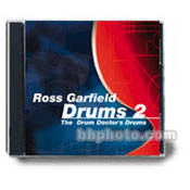 Big Fish Audio Sample CD: Ross Garfield Drums 2 (Akai S1000)