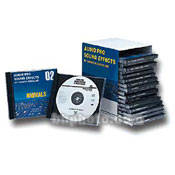 Sound Ideas Sample CD: Audio Pro Sound Effects