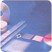 """Lineco Polyguard Sheet Film Sleeve - 5 x 7"""" - Clear/Open Flap - 500 Pack"""