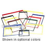 "Lineco Polypropylene Job Jacket (18.75 x 12.5"", Yellow, 25 Pack)"