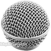 WindTech RG-58 Universal Replacement Microphone Grill (Gray)