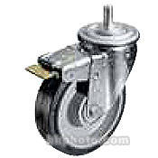 Manfrotto 374-10 Braked Wheel Set (160mm Diameter) - M10 Thread