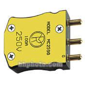 Mole-Richardson 100 Amp 250 Volt 3-Pin Plug