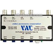 Vac 1x4 Composite Video Distribution Amplifier