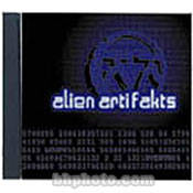Big Fish Audio Sample CD: Alien Artifakts (WAV and ACID)