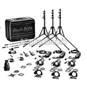 Dedolight Master 3-Light Kit