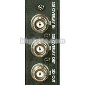 Datavideo SE-800SDI SDI Overlay Board - for SE-800AV Mixer