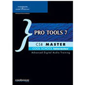 Cool Breeze CD-Rom: Pro Tools 7 CSi Master by Steve Thomas