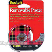 "Scotch Wall Saver Removable Poster Tape - 3/4"" x 150"""