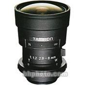 """Tamron 1/3"""" CS Mount 2.8-6mm DC Iris Lens"""