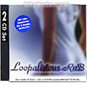 Big Fish Audio Sample CD: Loopalicious RnB (Audio, WAV, Rex and ACID)