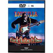 Big Fish Audio Sample CD: Loopzilla Funk Guitar and Bass (WAV)