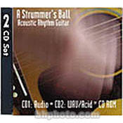 Big Fish Audio Sample CD: A Strummer's Ball - Acoustic Rhythm Guitar