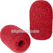 "WindTech 1400 Series Replacement Windscreen - 3/8"" Inside Diameter (Red)"