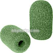 """WindTech 1400 Series Replacement Windscreen - 3/8"""" Inside Diameter (Green)"""