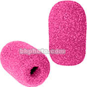 "WindTech 1400 Series Replacement Windscreen - 3/8"" Inside Diameter (Neon Pink )"
