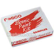 Rosco Paint Sampler Kit