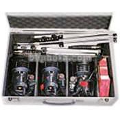 Sachtler Reporter Compact 300H 3 Light Kit (120V)