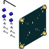 Chief FSB-4237B Custom Interface Bracket for Chief Small Flat Panel Mounts (Black)